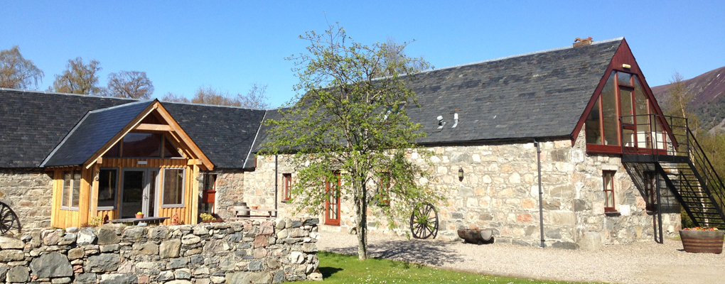 The Steading, Speyside